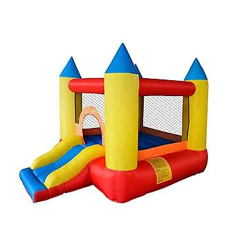 Large Inflatable Bounce House- Jumper Playground Kids Play Castle Oxford Cloth