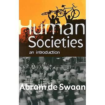 Società umane: Un'introduzione