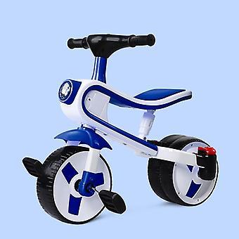 الأطفال & apos;s دراجة ثلاثية العجلات الكبيرة/ الدراجة, الدراجة التوازن, سهلة قابلة للطي عربة/ ثلاث عجلات