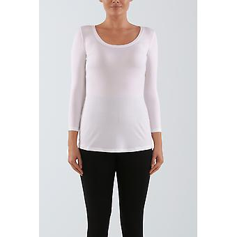 3/4 Sleeve layering t-shirt