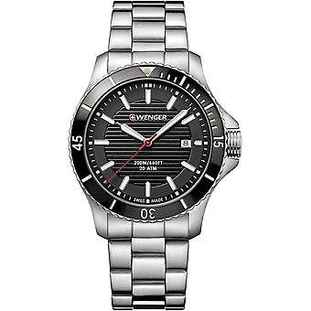 Wenger Men's Watch Seaforce 01.0641.118
