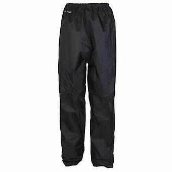 Spada Motorcycle Over Trousers Black Waterproof Windproof