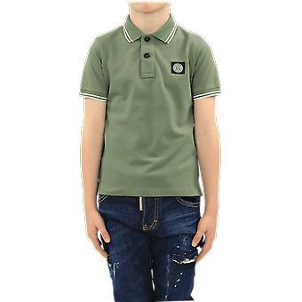Stone Island Polo Shirt Grey MO741621348V0059 Top
