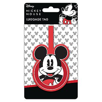 Disney Mickey Mouse Bagagetag