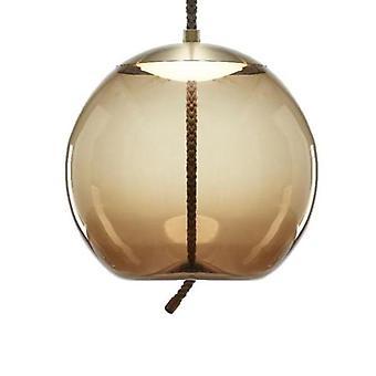 Scandinavian Knot Pendant Lights Bedside Nordic Luminaria Deco - Glass Lustre