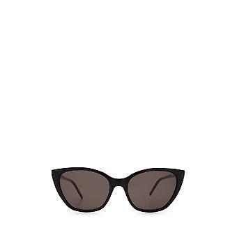 Saint Laurent SL M69 musta naisten aurinkolasit