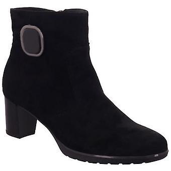 Orly St Hs Black Booties