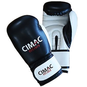 Cimac Unisex Adult PU Boxing Gloves