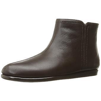 Aerosoles Womens voluntariamente de couro fechado Toe Ankle Boots de moda
