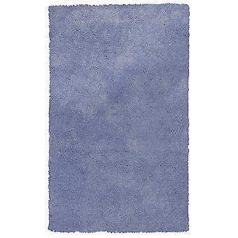 3' x 5' Polyester Purple Area Rug