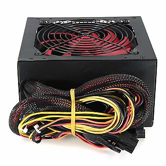 800 Watt 800w Intel Amd Pc 12v Atx Pc Power Supply Sli Pci-e 12cm Fan