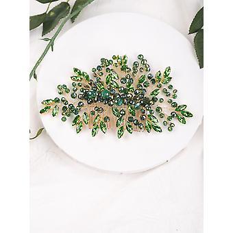Women Hair Combs Bridal Hair Jewelry Head Decoration Ornament