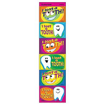 I Lost A Tooth Large Applause Stickers, 30 Ct.