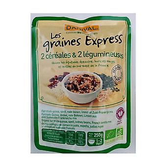 Quinoa, Lentils, Spelled and Red Beans 250 g