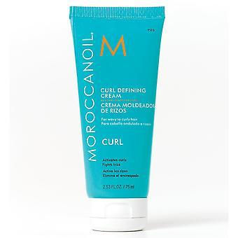 Moroccanoil curls defining cream