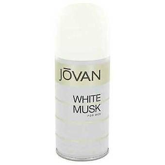 Jovan White Musk Por Jovan Deodorant Spray 5 Oz (hombres) V728-532864