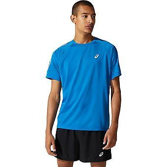 Asics Icon SS Top M 2011B055403 juoksu miesten t-paita