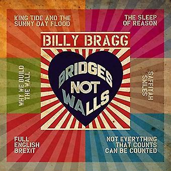 Bragg*Billy - Bridges Not Walls [CD] USA import