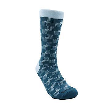 Bow Tie Pattern Socks