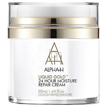 Alpha-H Liquid Gold 24 Hour Moisture Repair Cream 50 ml