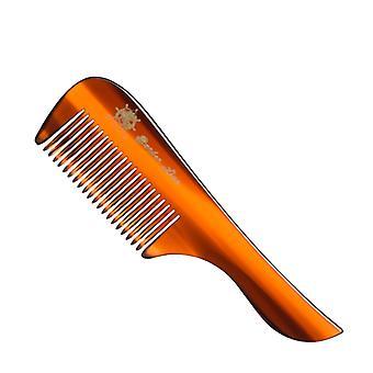 Eurostil Shell Comb Beard and Moustache Length 8 cm