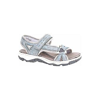 Rieker 6887912 zapatos universales de mujer de verano