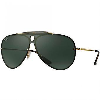 Shooter de Blaze de Ray-Ban gafas de sol Classic verde RB3581N-001/7132