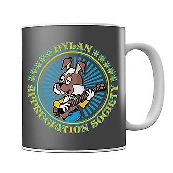 The Magic Roundabout Dylan Appreciation Society Mug