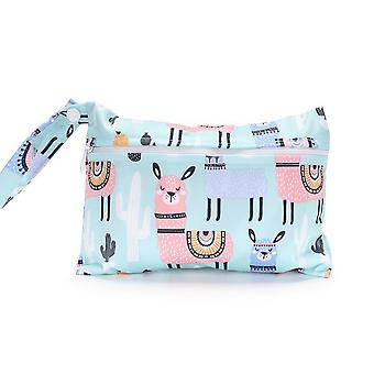 Mini Wet Bag, Nursing Menstrual Pads, Waterproof Diaper Bag