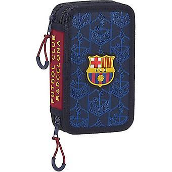 Doppia matita F.C. Barcelona (28 pezzi)