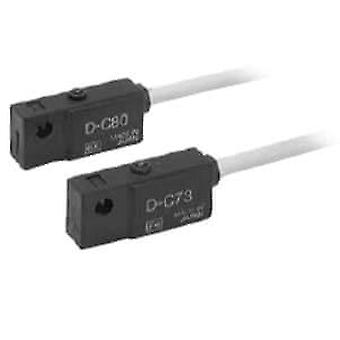 SMC Reed Pneumatic Switch, D-C7 Series