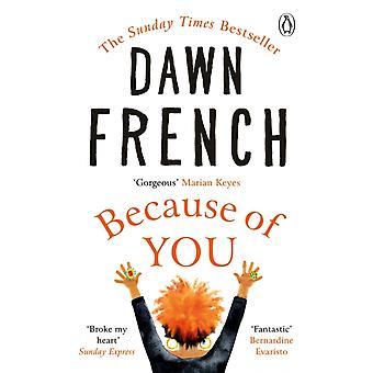 Sinun takiasi Dawn French