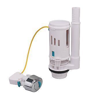 Drainage 60-75mm Flexible Water-Saving Flush Push Button + Vidange Valve