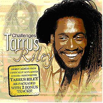 Tarrus Riley - udfordringer [CD] USA importerer