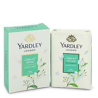 Yardley London Soaps-tekijä Yardley London Imperial Jasmin Luxury Soap 3.5 oz
