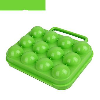 Portable Carrier Egg Tray Storage Box Holder  6/12 Eggs Container