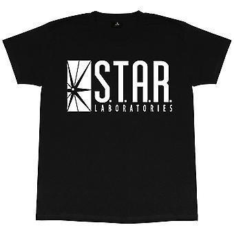The Flash Womens/Ladies Star Labs Boyfriend T-Shirt