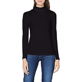 ESPRIT 100EE1K304 T-Shirt, 001/black, S Woman