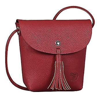 TOM TAILOR Denim Ida, Women's Shoulder Bag, Red, S