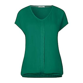 Cecil Indra T-Shirt, Lucky Clover Green, Small Woman