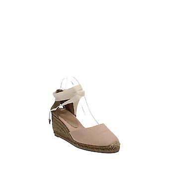 Castaner | Carina Lace Up Espadrille Wedge Sandals