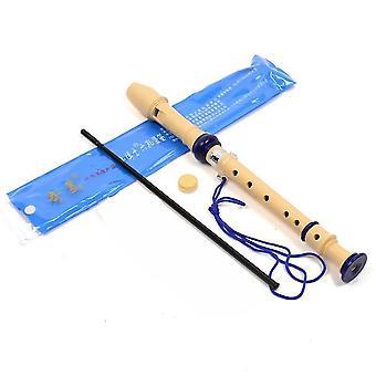 Nova flauta de bambu 6 buracos vertical de flauta chinesa iniciante Bamboo Dizi Instrumento Musical ES6730