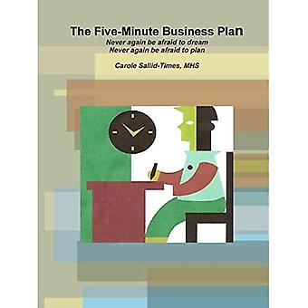 The Five-Minute Business Plan