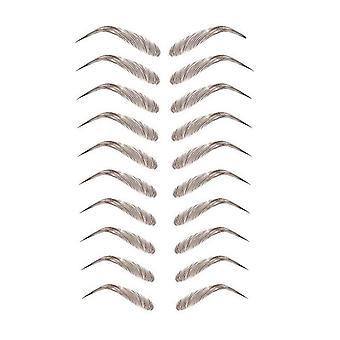 Eyebrow Sticker Bionic, Waterproof Eyebrow Semi-permanents