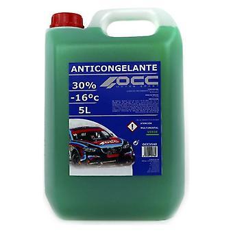 Frostvæske OCC3540 30% Grøn (5 L)