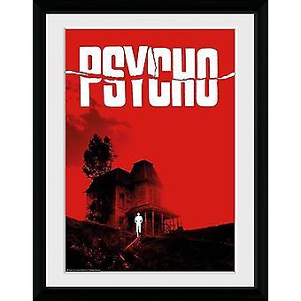 Psycho - Bates Motel Collector Print