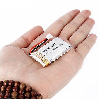 3.7v 600mah 25c Kapazität Lipo Batterie 802540 Molex 50005 Kein PVC
