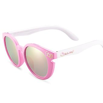 Cartoon girl goggles polarized anti-ultraviolet sunglasses