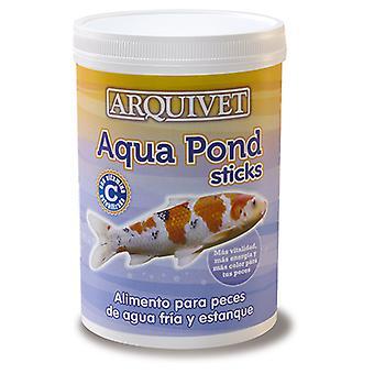 Arquivet Aqua Pond Sticks 1050 Ml (Fish , Ponds , Food for Pond Fish)