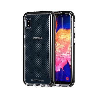 Tech21 Evo Check Case for Samsung Galaxy A10e - Smokey/Black